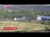 В районе Изварино, где ранили репортеров РЕН ТВ, продолжается обстрел