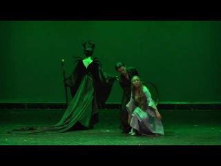 ТАНИБАТА 2014- Вокал Усаги Хаяши- Малефисента (Once upon a dream)