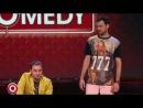 Демис Карибидис и Андрей Скороход-Сын задаёт вопросы отцу Бать бать, чё чё