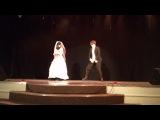 FRC Cosband Эрен/Микаса- свадебный танец (Shingeki no Kyojin) KinNeko2014